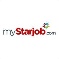 Logo 56) Mystarjob