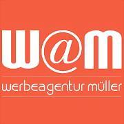 Logo 7) Wam Werbeagentur Müller