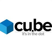 Logo 64) Cu.be - It's In The Dot !