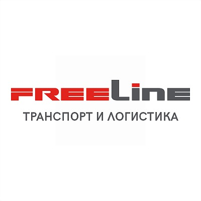 Logo 7) Freeline - Международен транспорт и логистика