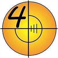 Logo 9) April Orange
